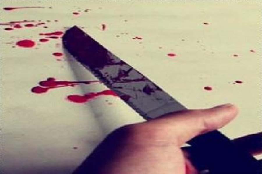 רצח סכין דקירה